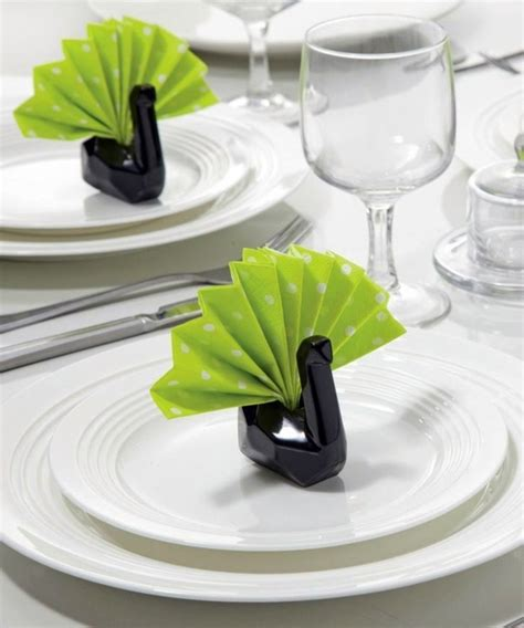 creative table napkin folding ideas  practice