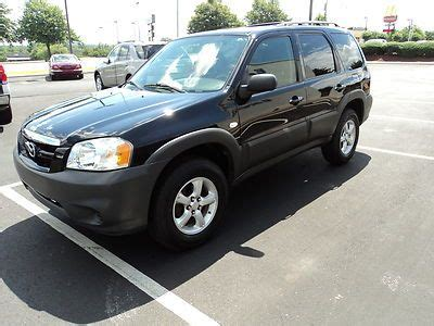 online auto repair manual 2008 mazda tribute lane departure warning sell used 2008 mazda tribute i sport utility 4 door 2 3l in houston texas united states for