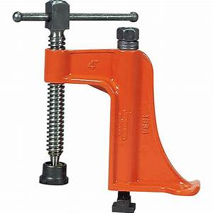 """Pony Adjustable Clamps 4"""" Hold-Down Bench Clamp 1834 B&H"""