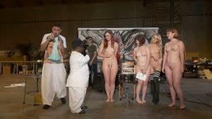 naked on stage vimeo
