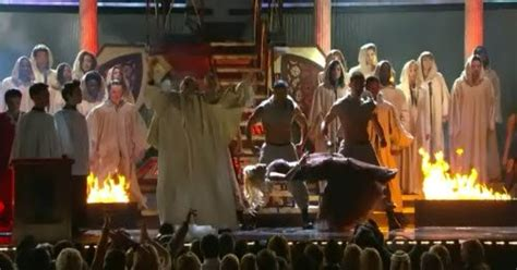 Houston Illuminati Houston Et Les Grammy Awards 2012 Rituel Anti