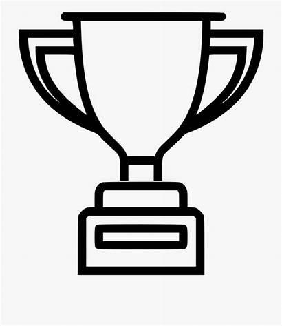 Trophy Award Medal Prize Badge Winner Clipart
