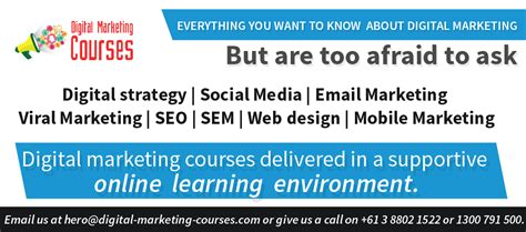 Marketing Course Free by Digital Marketing Courses Marketing Courses For