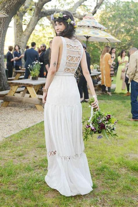 47 Effortlessly Chic Backyard Wedding Dresses Happyweddcom