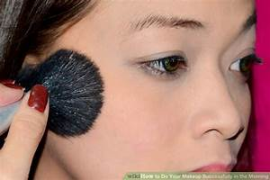 How to Do Your Makeup Flawlessly with Pictures  wikiHow