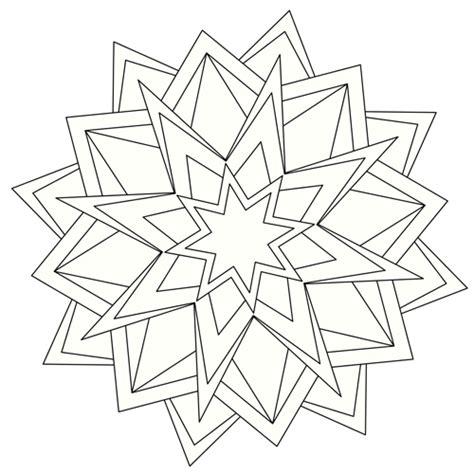 Mini sterne aus papiertüten diy stilwild kati make it. DIY Mandala Vorlagen kostenlos zum Ausdrucken * Basteln ...