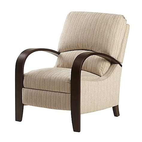 bent arm recliner park brydon bent arm recliner in bed bath