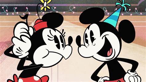 Youtube Old Mickey Mouse Cartoons The Birthday Song A Mickey Mouse Cartoon Disney Shorts