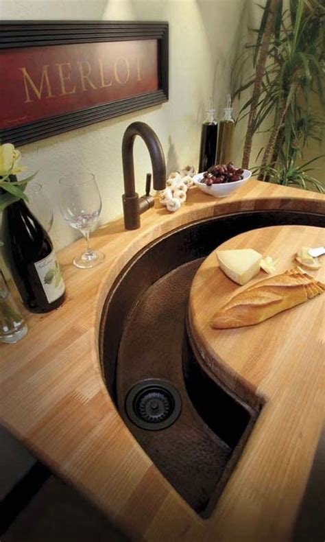 Kitchen Sink Ideas by 15 Creative Modern Kitchen Sink Ideas Architecture