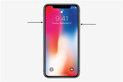 how to take on iphone how to take a screenshot on apple iphone x howsto co