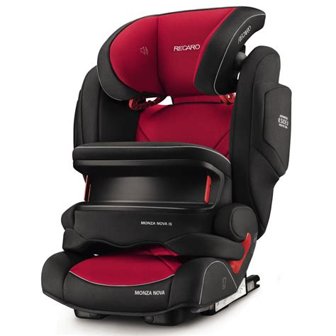 si鑒e auto monza is seatfix recaro seggiolino auto monza is seatfix racing