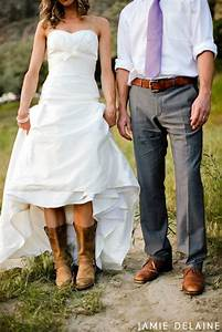 cowgirl boots wedding dress country elegant weddings With wedding dress cowboy boots