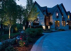 Outdoor lighting sonnenberg landscaping