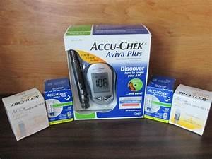 Accu-chek Aviva Plus Glucose Monitoring Kit