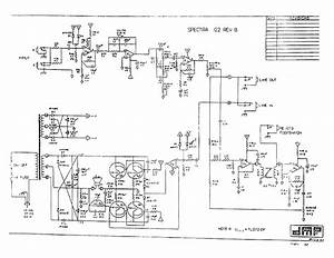 Jmf Spectra 125 150 Preamp Sch Service Manual Download  Schematics  Eeprom  Repair Info For