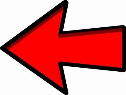 Arrow Left Clip Clipart Clker Vector
