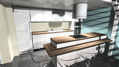 architecture cuisine cuisine ouverte