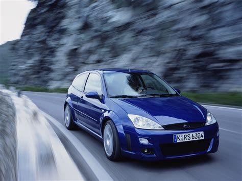ford focus rs specs    autoevolution