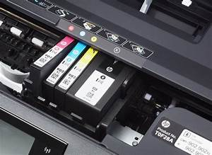 Hp officejet pro 6968 printer consumer reports for Hp all in one printer with document feeder
