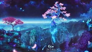 #souls, #trees, #space, #galaxy, #animals, #sakura (tree ...
