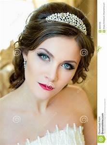Maquillage De Mariage : maquillage mariage brune ~ Melissatoandfro.com Idées de Décoration