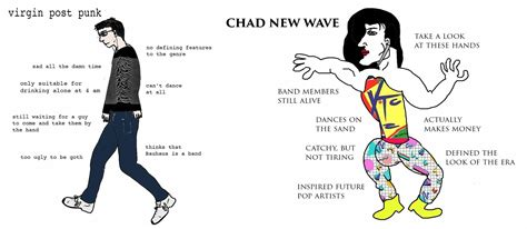 Vs Chad Template Post Vs Chad New Wave Memes Memes