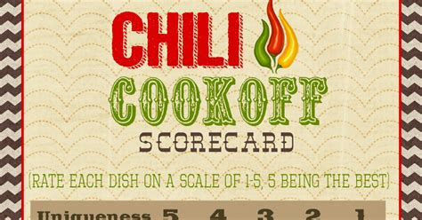 Chili cook off flyer template chili cook off flyer template 0 comments saigontimesfo