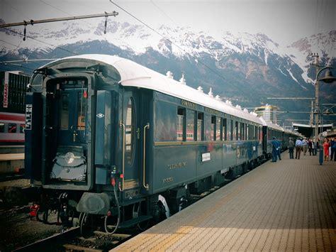 Venice Simplon Orient Express World Train Travel