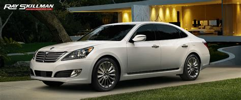 2017 Hyundai Equus Plainfield IN