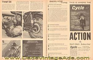 1000  Images About Vintage Triumph Motorcycles On Pinterest