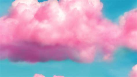 pink cloud wallpaper gallery