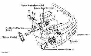 1995 Toyota Celica Engine Diagram  Toyota  Auto Wiring Diagram