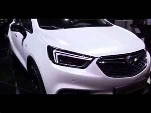 Mokka X Color Edition : 2017 opel mokka x color edition 1 6 diesel exterior interior walkaround youtube ~ Medecine-chirurgie-esthetiques.com Avis de Voitures