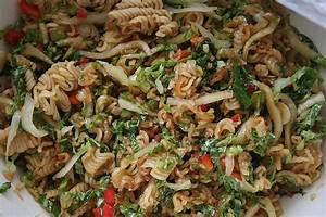 China Salat Mit Chinakohl Mango Chinakohl Salat Mit Kokosnuss Elle