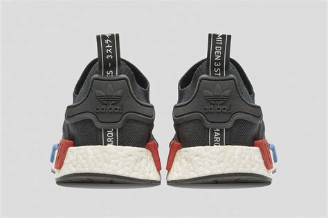 adidas nmd black 3or3 mag an official look at the adidas nmd
