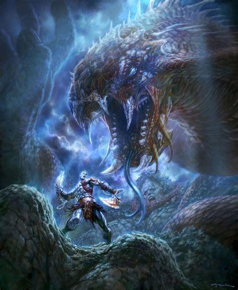 God Of War Iii Poseidon Video Games Pinterest God