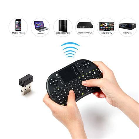 miniature wireless mini wireless keyboard with touchpad mouse ukb 500 rf
