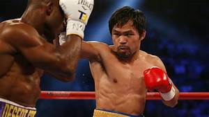 Senator Manny Pacquiao Is Returning To The Boxing Ring ...