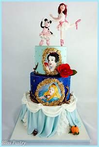 Top Disney Princess Cakes - CakeCentral com