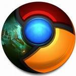 Chrome Google Icon 6am Midi Icono Adds