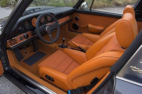 porsche 911 singer interior singer 39 s simply stunning 911 targa flatsixes