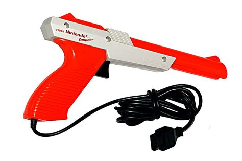 nintendo light gun why do 16 bit light guns look so classic