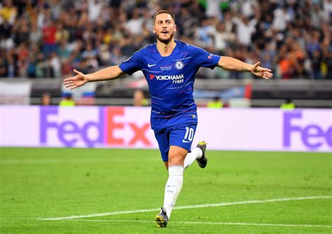 I'm finally settled in and enjoying my life here. Eden Hazard completes move to Real Madrid that will ...