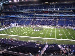 Section 311 At Lucas Oil Stadium Indianapolis Colts