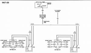1968 Camaro Ignition Wiring Diagram
