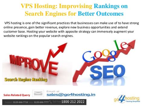 Search Engine Ranking Service - how can a vps hosting service help to improve your search