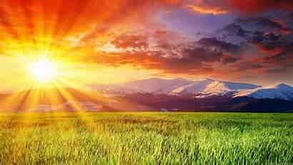 Sunrise Wallpapers Baltana Nature