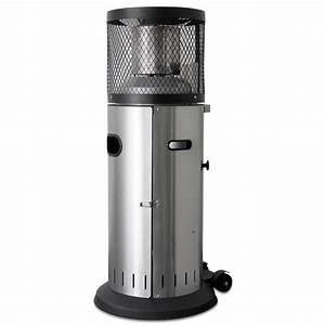 Chauffage Avec Bouteille De Gaz : favex chauffage d 39 ext rieur gaz cosy polo 6 kw en inox ~ Dailycaller-alerts.com Idées de Décoration