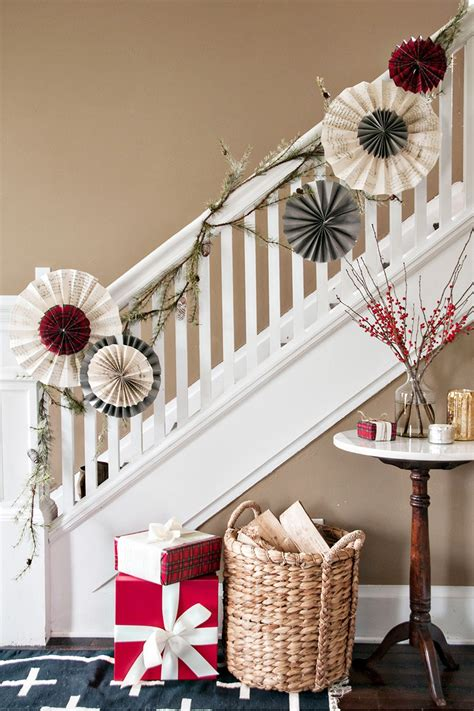 Decorating Ideas 40 gorgeous banister decorating ideas