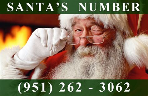 phone number for santa your can call santa claus on the phone 183 hit news